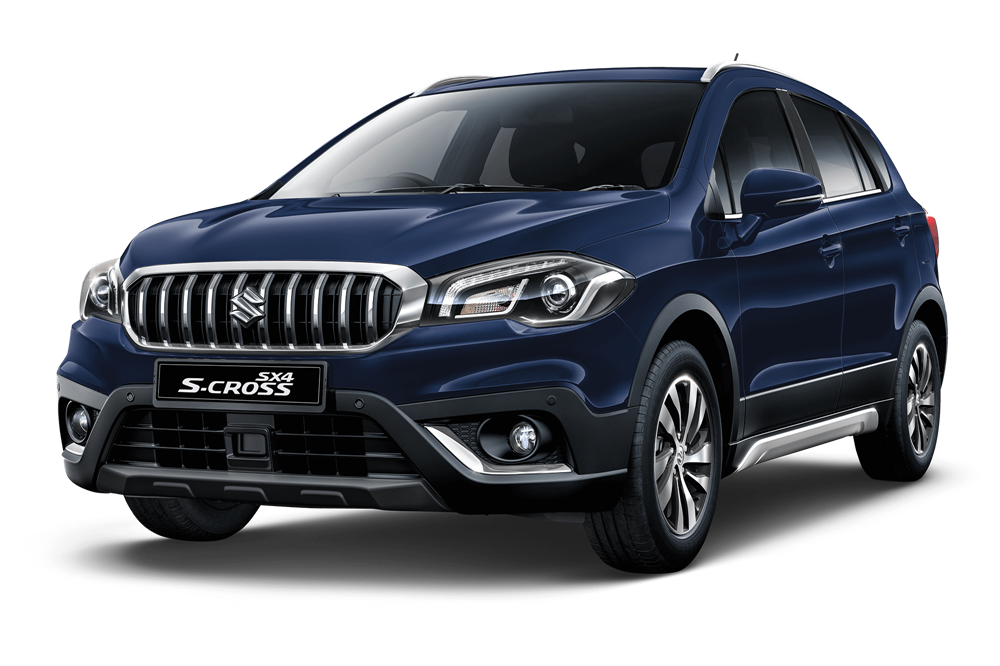 NEW S-CROSS (OCT 2016-)